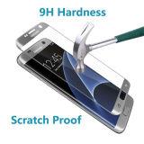 Pantalla 3D 9h curvo de vidrio templado película del protector para Samsung Galaxy S7 / S7 Edge