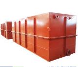 지하 유형 하수 처리 장비 또는 완전한 유형 또는 콘테이너 생활 하수 처리 공장