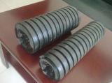 Impact de l'équipement de manutention du rouleau tendeur du rouleau du convoyeur