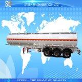 半5000ガロンのタンカーのトレーラーの原油のタンカーのトレーラーMonoblock