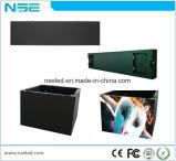 Pic HD P3.9 P2.6 avant ÉCRAN LED intérieure incurvée de maintenance