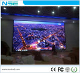 Marcação RoHS ETL P3 Video wall de LED da placa de vídeo