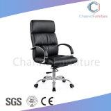 贅沢で黒い革オフィスの管理の椅子(CAS-EC1710202)