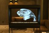 """22 """" Holocube, 3D Holografische Doos van de Vertoning, de Showcase van het Hologram"""