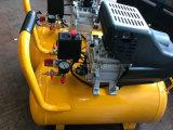 Compresseur d'air d'entraînement Za-2050/Za-2550 direct 2HP/2.5HP (réservoir 50L)