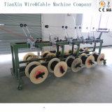 高速フレームタイプ単一のねじれるリード編み機