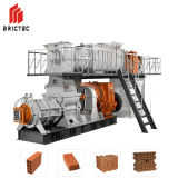 Exturder機械値段表を作る粘土の煉瓦