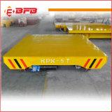 Metal Industry Motorized Steerable Trailer card one Ground