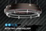 Новый алюминиевый сплав 2016 поворачивая светлый держатель (RL-01)