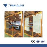 Pdlcガラスのための過透性の品質のスマートなガラスPdlcの明確なか着色されたフィルム