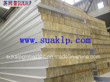 RoofおよびWallのためのRockwool Fireproof Insulation Panel