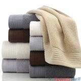 Сгущенное высоким качеством полотенце руки хлопка