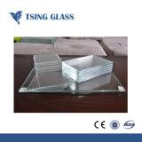 3-25mm Ultra Blanc Blanc Super de verre flotté de verre flotté
