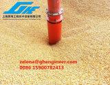Korn-Sand-Kohle-Kleber-Düngemittel, das Typen Lieferungs-Entlader saugt
