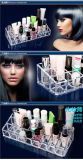 De in het groot Organisator van de Lippenstift van de Fabrikant Plastic, de Doos van de Make-up