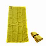 Snel-droogt Openlucht het Kamperen Microfiber Handdoek