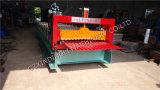 Colorear el rodillo acanalado de acero de la hoja del material para techos que forma la hoja de la máquina/del hierro que hace la máquina