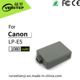 1080mAh de digitale Batterij van de Camera voor Canon lp-E5 (de Kus van EOS 500D EOS 450D EOS X3)