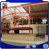Edificios de acero ligeros del precio y de la alta calidad de fábrica en venta