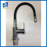 Brass New Tap Kitchen Mixer Sink Faucet with Silicone Tube
