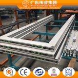 Het Glijdende Venster van de Legering van het Aluminium van de Fabrikant van Foshan met het Testen van Rapporten