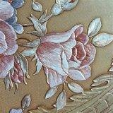 Uhome Fashion Deep gaufré de papier peint en vinyle--décoration murale