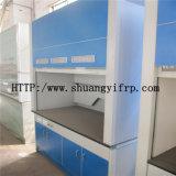 Полка стальные деревянные стенд лаборатории/клобук перегара/таблица эксперимента/мебель/реагент лаборатории
