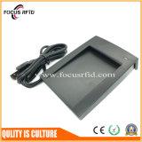Het Type a/B ISO15693 van Lezer van de Desktop HF RFID en van de Schrijver ISO14443