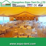 Aluminium Belüftung-überzogenes Hochzeits-Zelt für im Freienereignisse