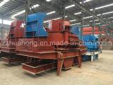 Trituradora de impacto del certificado de Huahong Ce / máquina que hace de la arena