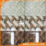 3D impresión de porcelana decorativa de suelo rústico de cerámica de pared de baño de azulejos