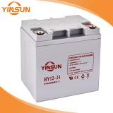 pila secondaria libera di manutenzione acida al piombo di 12V 24ah/20hr per energia solare