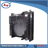 Radiador del aluminio del radiador de la refrigeración por agua del radiador de Mtaaii-G3-13 Genset