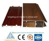 Profils professionnels en aluminium pour cadre de fenêtre et de porte