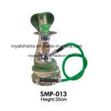 Nuovi tubi del narghilé del commercio all'ingrosso del narghilé di disegno della resina animale con l'accessorio del narghilé di alta qualità