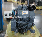 Van Deutz de Gekoelde Duitsland Technologie van de Dieselmotor F2l912 Lucht