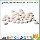 De Te kauwen Tablet van het Citraat van het calcium met het KruidenProduct 1000mg van de Tablet Hccpcertificate