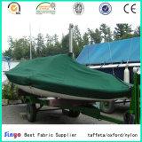 Stof van de Dekking van de Polyester van 100% de Waterdichte voor Boot