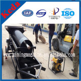 Portable Mini Trommel Screen for Gold Mineral Separation