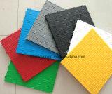 De Polymeren van het vinylChloride & Modulaire Vloeren voor Garages, de Zaal van de Autowasserette, Kleedkamers & Natte Gebieden