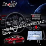 Plug&пробку Android 6.0 GPS навигатор для 2014-2018 MAZDA MX-5 CX-5 CX-4 etc с WiFi, Mirrorlink и т.д.
