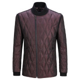 Os homens' S Slim casaco de Inverno Colar de suporte para baixo casaco jaqueta para baixo