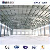 Bâtiment de métal Industrial Structure légère en acier préfabriqués