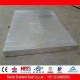 Placa de alumínio 5754 liga para a construção naval
