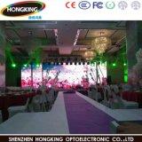P3.91 Indoor Dispay écran LED pour l'étape Contexte