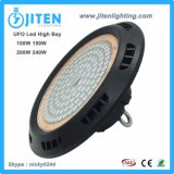 IP65 새로운 디자인 150W 창고 산업 LED 높은 만 빛