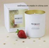 Conjuntos de oferta de vela de aromaterapia, Velas de cera de feijão