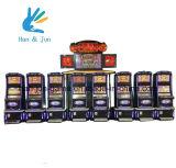 Spielendes Kasino-Spiel-Maschine kerbt populären Spiel-Maschinen-Südostacia