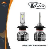 100%車LEDのヘッドライトのアップグレードのための防水LEDのヘッドライトキット
