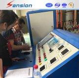 Transformador de actuales y potenciales de banco de pruebas con alta tensión